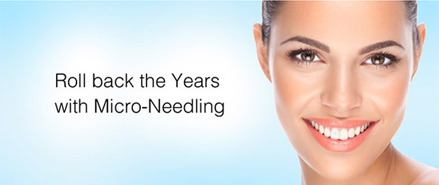 Roll Back The Years with Micro-Needling